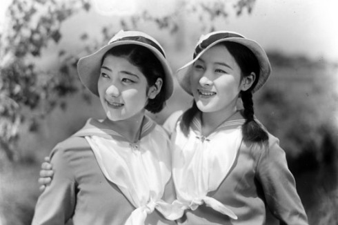 Our Neighbor, Miss Yae (Shimazu, 1934). The one and only film I've been able ...
