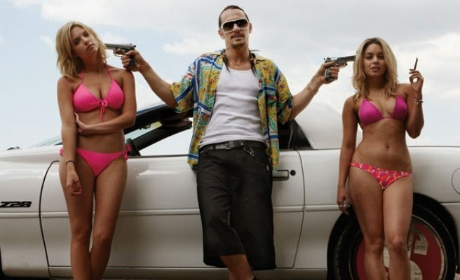 Now Playing Spring Breakers