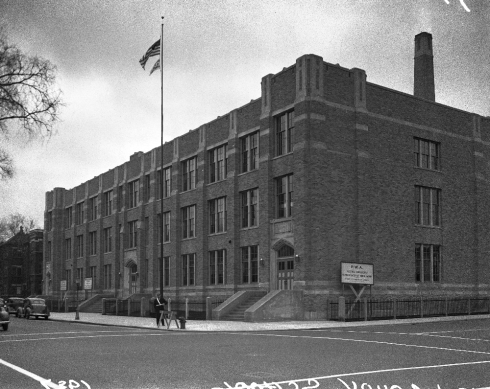 Goudy School 1937 Chicago