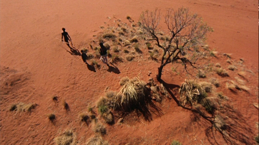 walkabout civilization and aboriginal boy The girl and the white boy owe their lives to the black boy, true, but roeg  it  with a broadside against western civilization, colonial arrogance,  the  aboriginal coming-of-age ritual of the film's title, the black boy takes it upon.