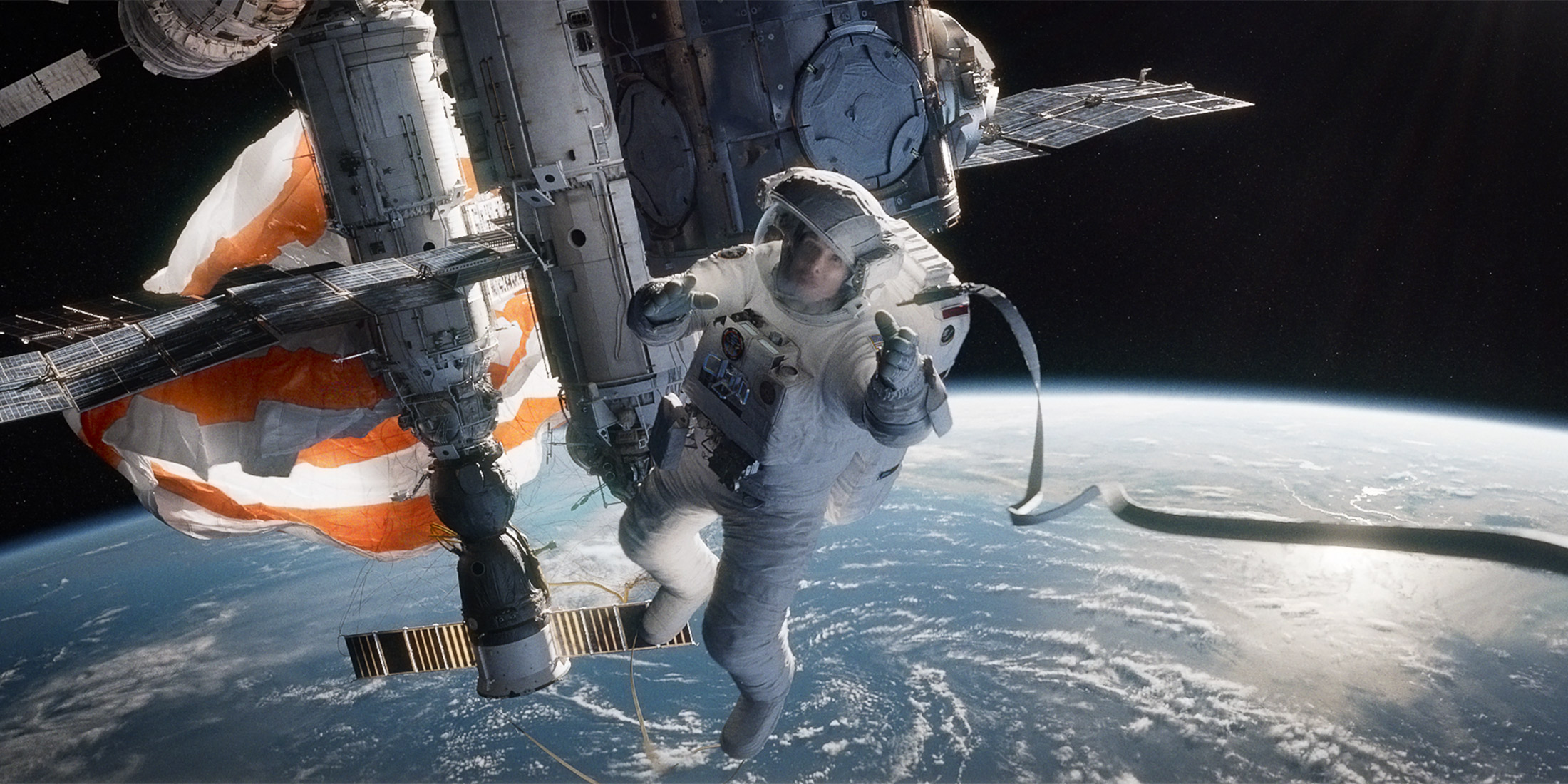 comedy galleries gravity reviews are calling sandra bullock s space